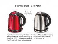 1 Liter Kettle - Kitchen, Food/Beverage
