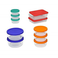 Pyrex Storage Set (20 pieces) - Kitchen, Food/Beverage