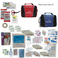 Happy Camper Outdoor Kit - Beach/Picnic/Camp