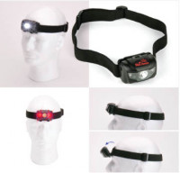 Outdoor Headlamp - Safety, Beach/Picnic/Camp, Fitness and Sports