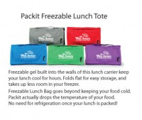 Packit Lunch Tote - Beach/Picnic/Camp, Food/Beverage