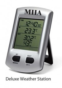Deluxe Weather Station - Technology, Home