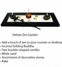 Deluxe Zen Garden - Home, Mental Health/Relaxation