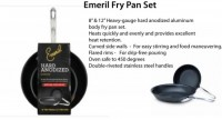 Emeril Fry Pan Set - Kitchen
