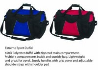 Extreme Sport Duffel - Fitness and Sports