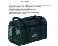 Pet Carrier - Pets