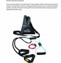 Everlast Resistance Band Kit - Fitness and Sports