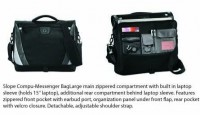 Slope Compu-Messenger Bag - Technology