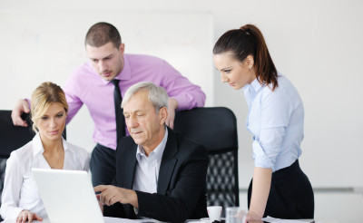 Working in the Multigenerational Workplace