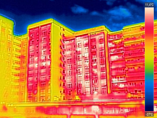 Thermal Imaging Technology & Municipal Facilities
